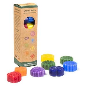 Chakra Melting Candles for Aroma Burners