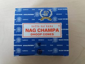 Nag Champa Incense Cone (12 boxes)