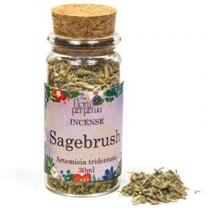 White spice Sage leaf