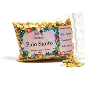 Incense Granulate Balmwood Palo Santo (Pocket)