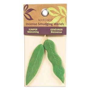 Maroma Smudge Incense Leaves Juniper