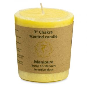 Odor candle Design 3rd Chakra