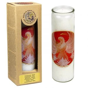 Smelling candle Angels Lotus Angel of Love