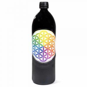Drinking Bottle Miron Violet - Flower Of Life Multi-coloured