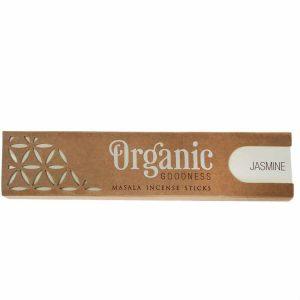Incense Sticks Organic Masala Goodness Jasmine
