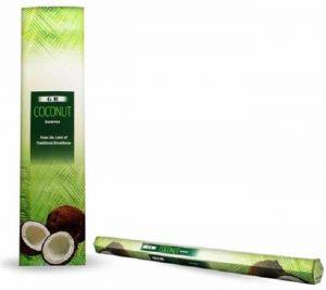 G.R. Garden incense Coconut (6 packs)