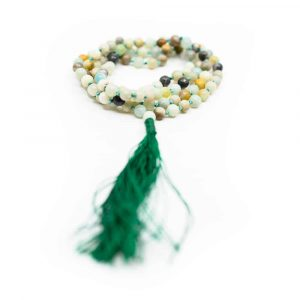 Gemstones Mala Amazonite - 108 beads