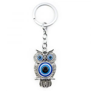 Keychain Protection Owl