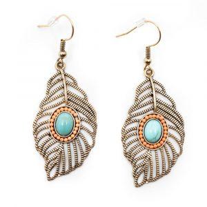Bohemian Earrings Leaves