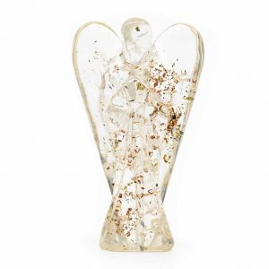 Orgone Precious Angel Rock Crystal (70 mm)