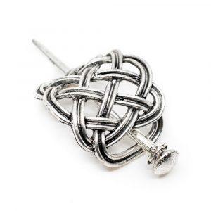 Viking Hairpin Celtic Knot