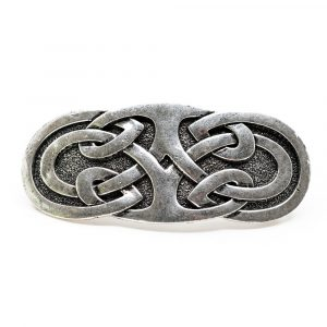 Viking Hair Clip Celtic Knot