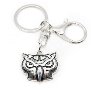 Keychain Wisdom Owl