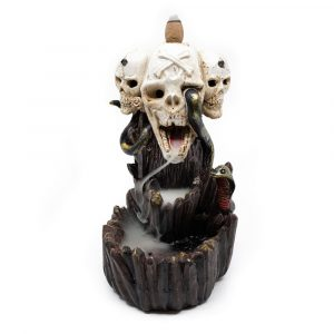 Backflow Incense Burner Waterfall Horror