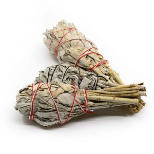 White Sage Smudge Torch (Set of 3)