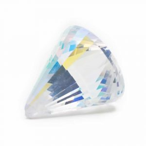 Rainbow Crystal Cone Mother of Pearl (40 mm)