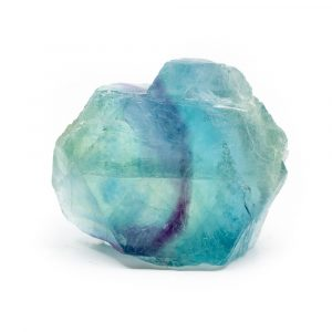 Gemstone Rough Blue Fluorite