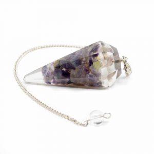 Pendulum Orgon - Fluorite