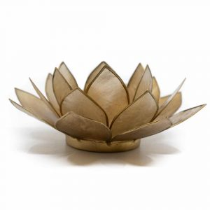Lotus Mood Light Smoked Gold Edge