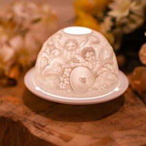 Porcelain Mood Light Angelic Love