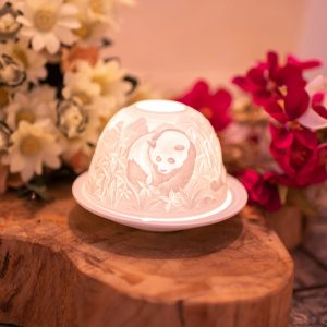 Porcelain Mood Light Pandas