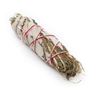 White Sage and Rosemary Smudge