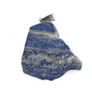Rough Lapis Lazuli Pendant