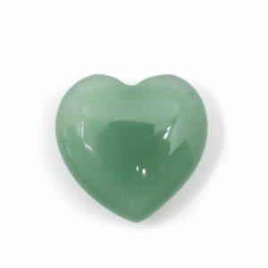 Gemstone Heart Green Aventurine (20 mm)