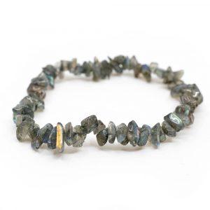 Gemstone Chip Bracelet Labradorite