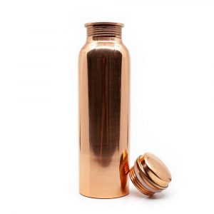 Spiru Copper Water Bottle Clean - 900 ml