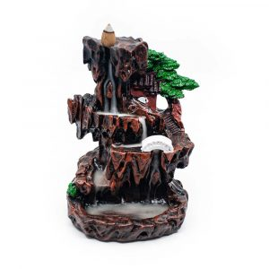 """Backflow Incense Waterfall """"Forest Relaxation"""""""