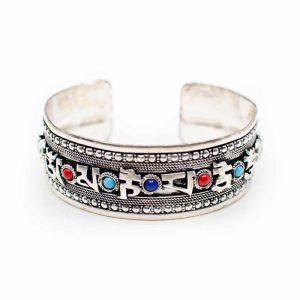 "Tibetan Bracelet Handmade ""Grace"""
