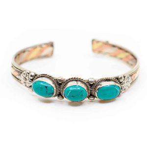 """Tibetan Bracelet Handmade """"Inner Peace"""""""