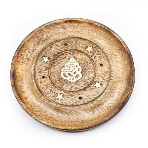 Incense Burner Ganesha Plate