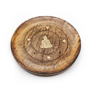 Incense Burner Buddha Plate