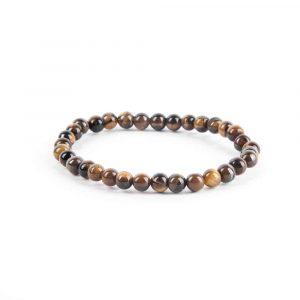 Gemstone Bracelet Tiger Eye (6 mm Beads)