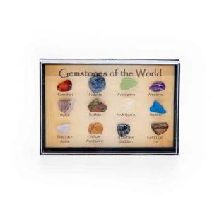 Gemstones of the World Set (12 stones)