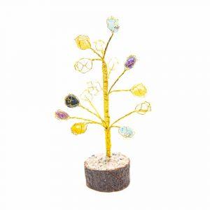 Gemstone Tree Onyx Tumbled stones (18 cm)