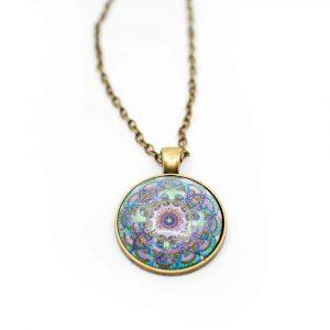 Talisman Mandala Necklace