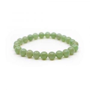 Gemstone Bracelet Green Aventurine
