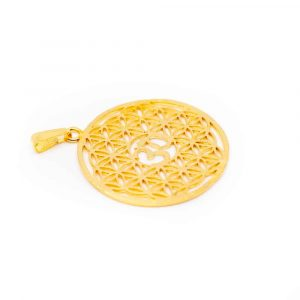 Flower of Life Pendant with OHM