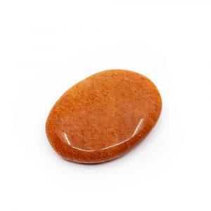 Pocket Stone Peach Aventurine