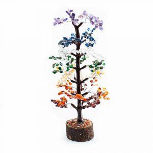Gemstone Tree Chakra Gems - 30 cm