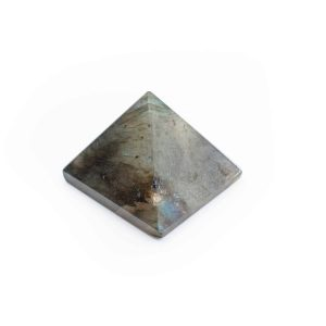 Pyramid Gemstone Labradorite (25 mm)