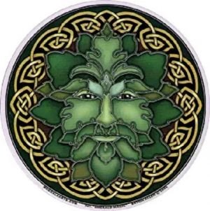 Window sticker Magic of Emerald