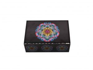 Om Lotus Box 15 x 10 cm