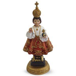 Figurine of the Child Jesus of Prague (12 cm)