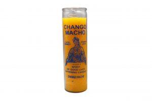 "Chango Macho 8"" Screened Glass"