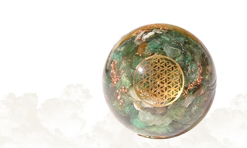Orgonite Bulbs