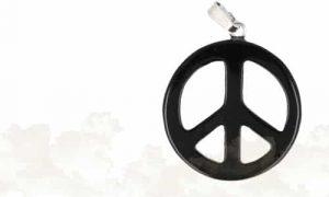 Peace Sign Pendants